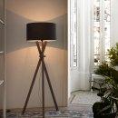 Crib Wood Tripod Floor Lamp / 2 Preview