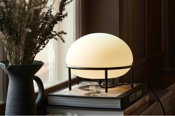 Pump Table Lamp