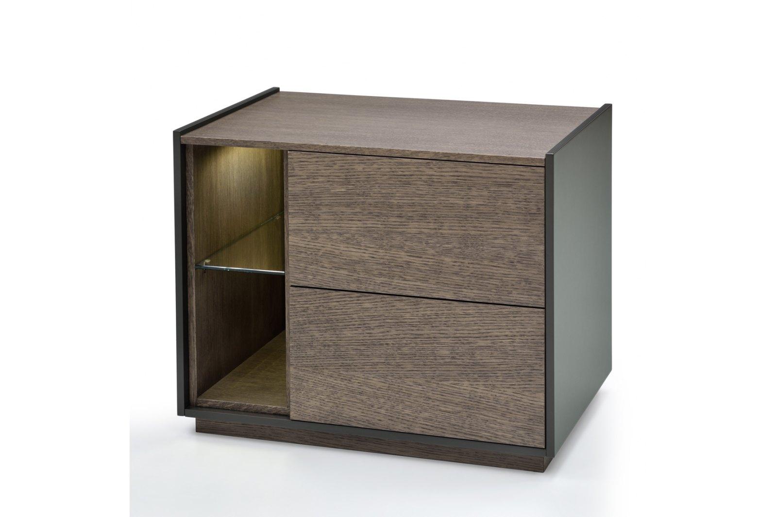 Tosca Bedside Table 60cm / 1