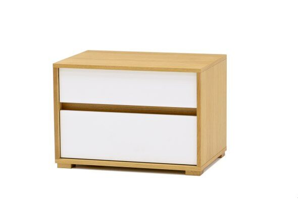 Clarion Bedside Table 60 cm