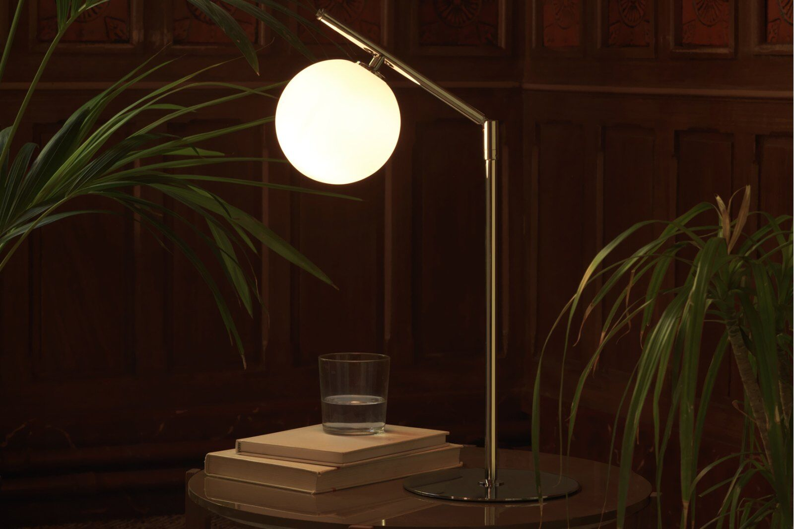 Sumo Ambience Table Lamp Brass / 1
