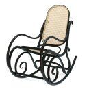 Robin Cane Bentwood Rocking Chair / 2 Preview