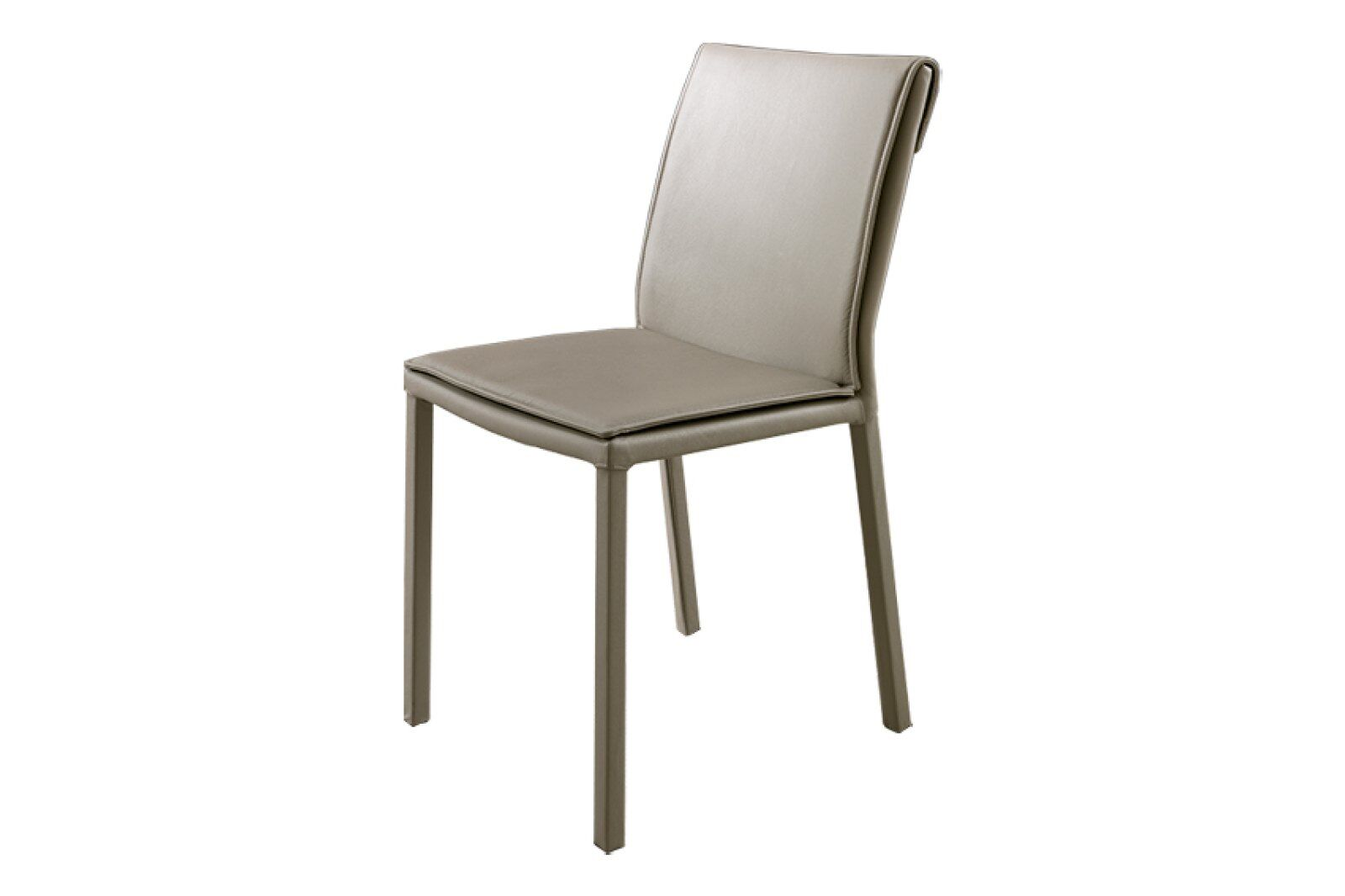 Molly Leather Dining Chair / 1