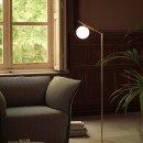 Sumo Globe Floor Lamp Brass / 2 Preview