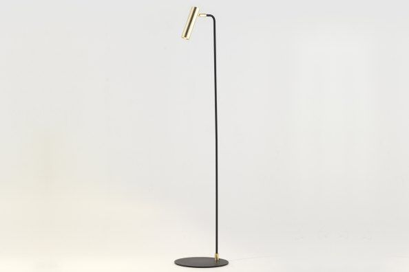 Deco Gold Floor Lamp