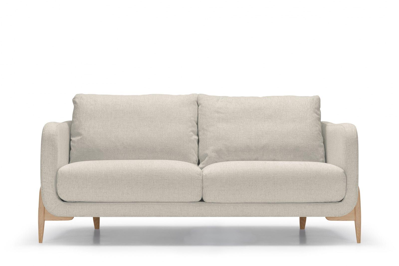 Janson 2 Seater Linen Sofa / 1