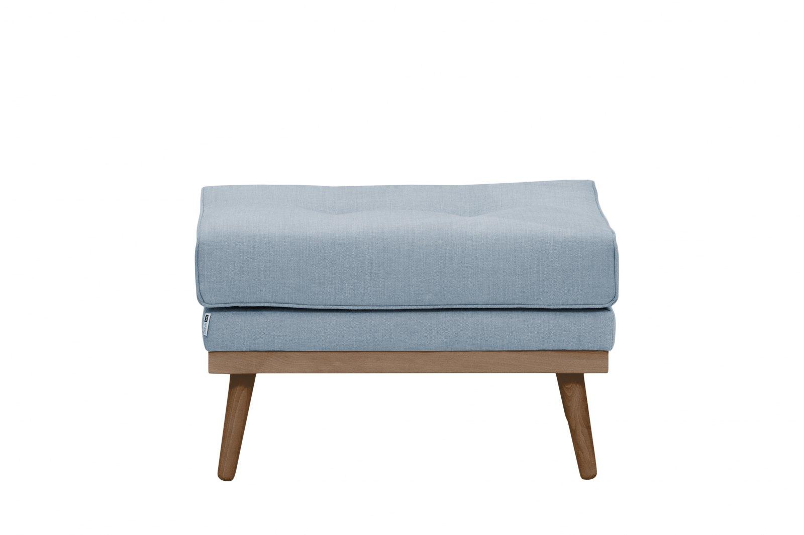 Hugo Linen Footstool / 1