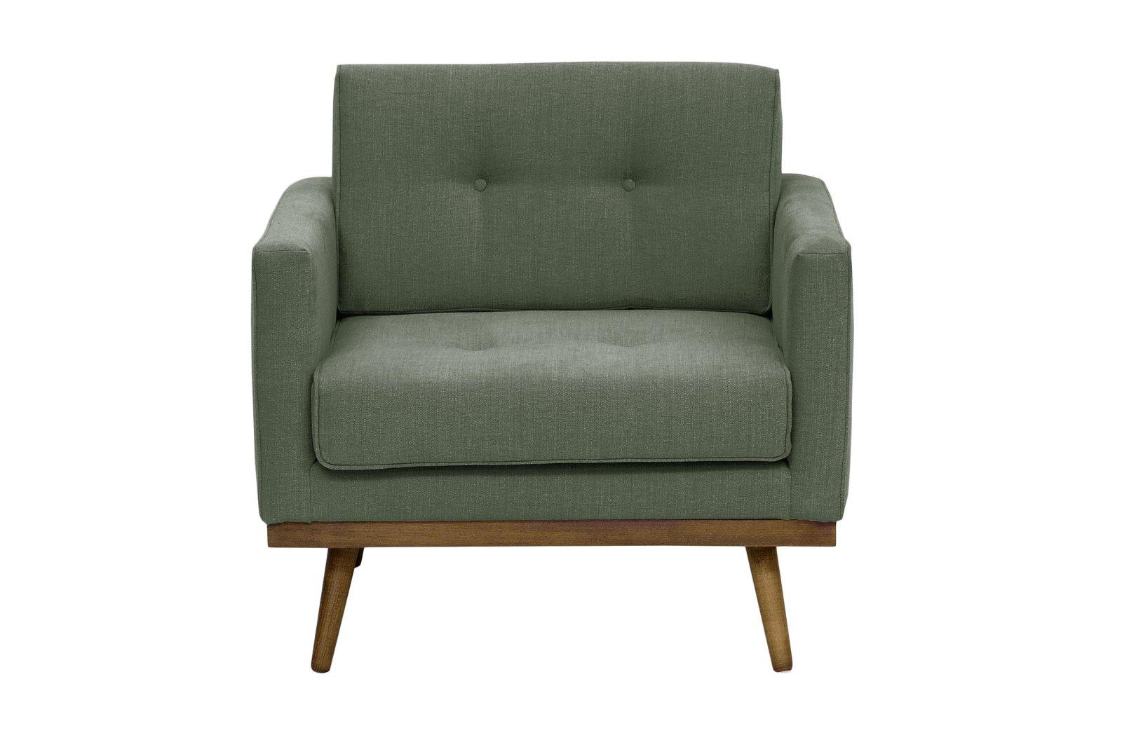 Hugo Linen Armchair / 1