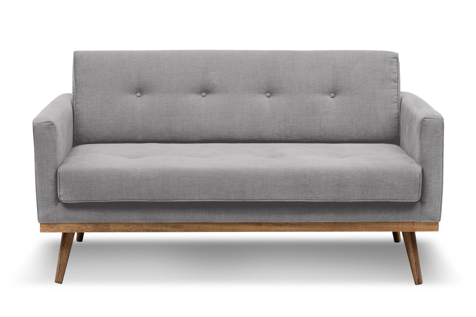 Hugo 2 Seater Linen Sofa / 1