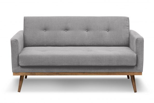 Hugo 2 Seater Linen Sofa