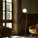 Atom Globe Floor Lamp / 3 Preview
