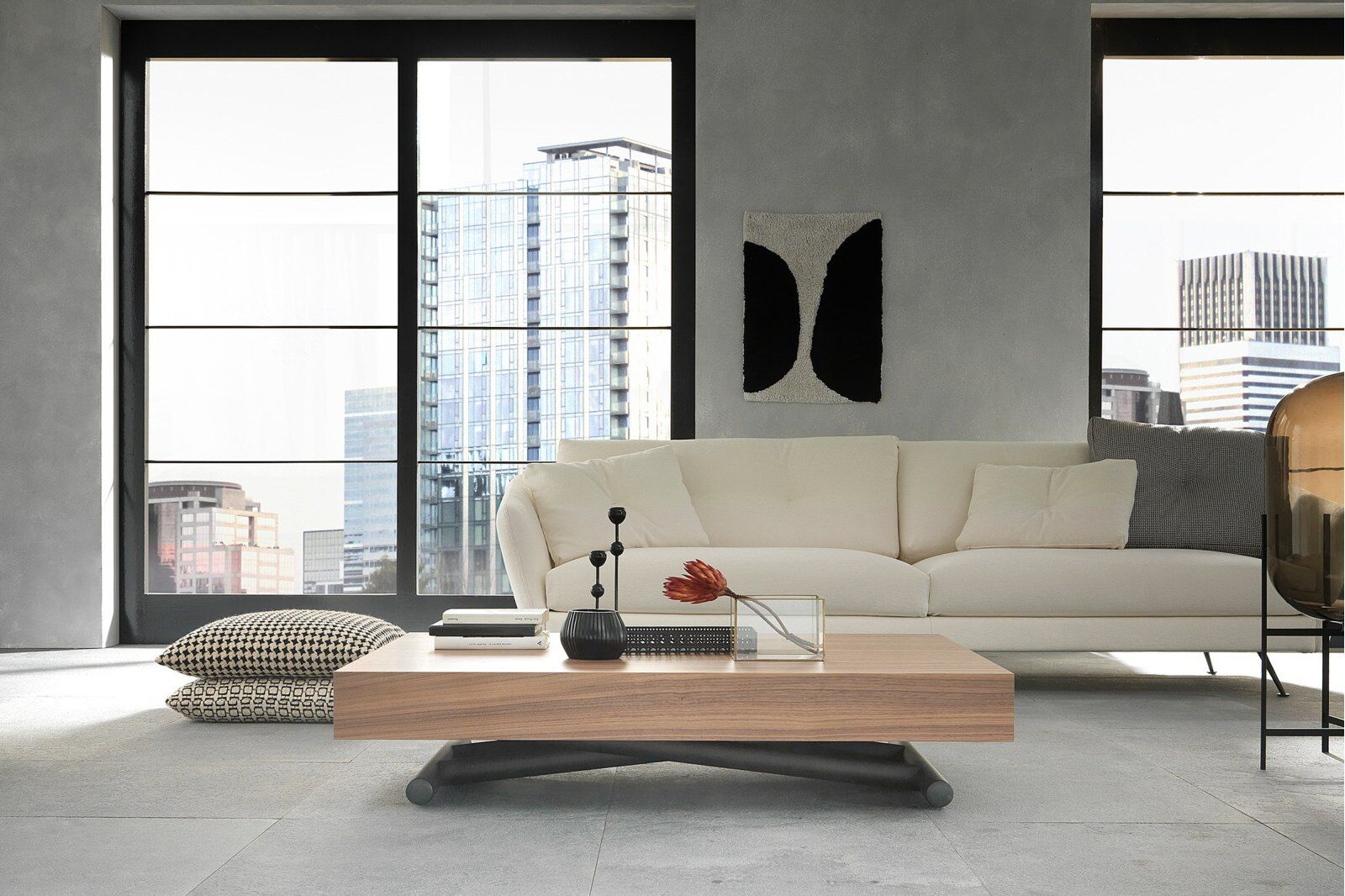 Anderson Transforming Coffee to Dining Table 120/220cm / 1