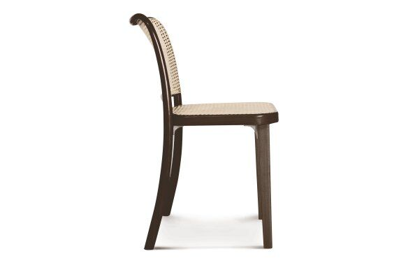 Madrid Cane Dining Chair, 2 PCS / 2