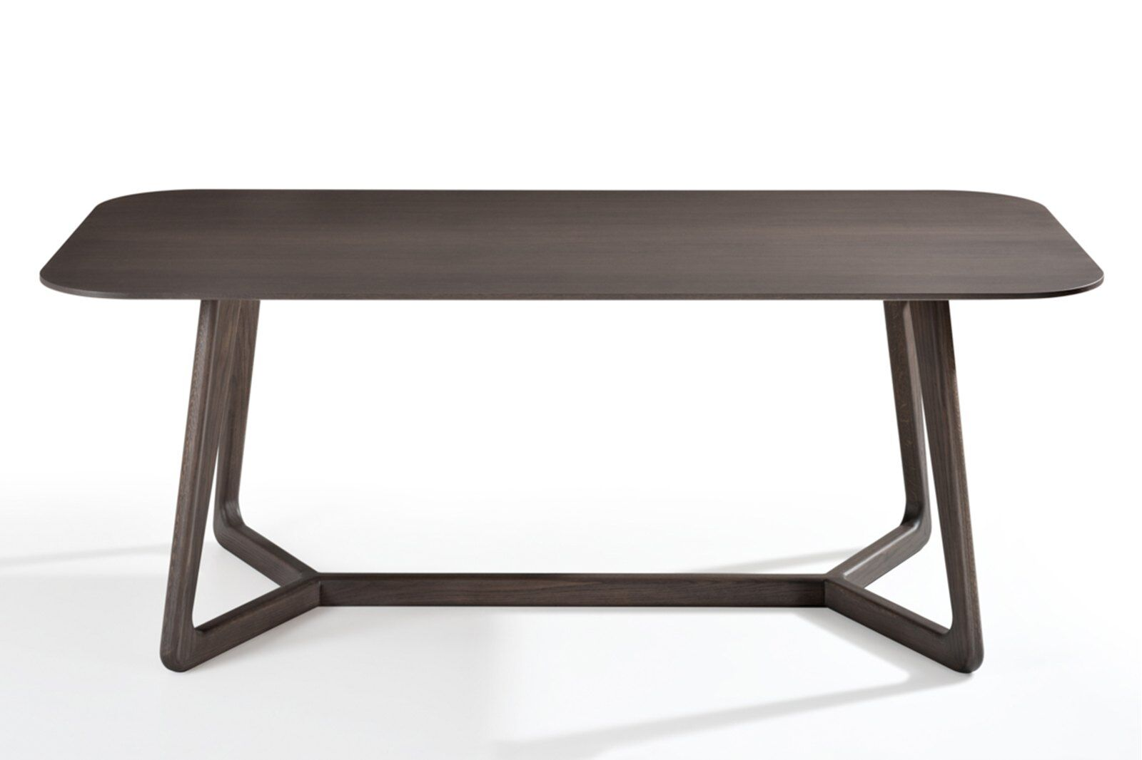 Totem Wood Top Dining Table 200cm / 1