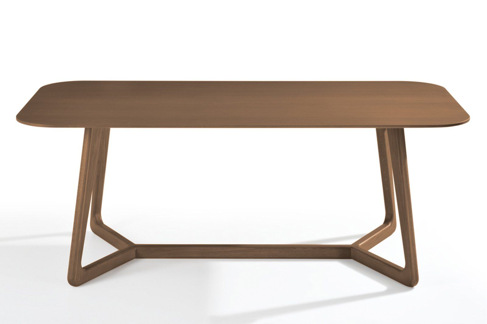 Totem Dining Table 220cm, Wood Top / 1