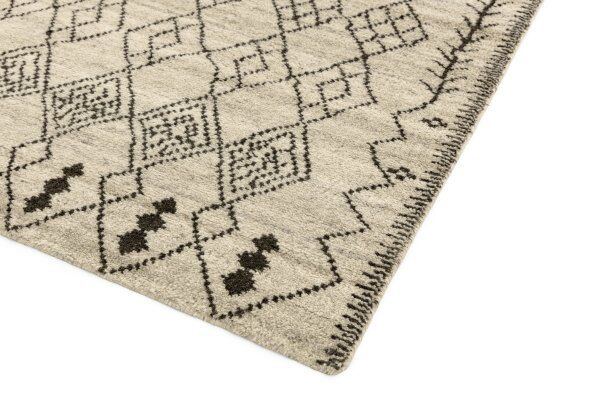 Atlas Hand-Knotted Wool Rug 120x170cm  / 2