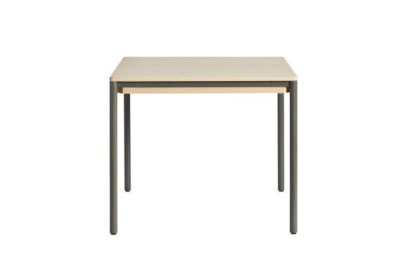 Piezas Oak Square Dining Table 85cm