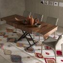 Trento Oak Transforming Coffee to Dining Table 160/200cm / 4 Preview