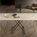 Tribeca Cement-effect Transforming Coffee To Dining Table 93/186cm / 4 Preview