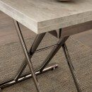 Tribeca Cement-effect Transforming Coffee To Dining Table 93/186cm / 2 Preview