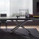 Roma Slate-effect Extending Dining Table 230/280cm / 4 Preview