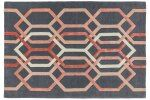 Geom Wool Rug, 160X230 cm / 1 Preview