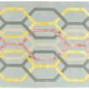 Geom Wool Rug, 200X300 cm / 3 Preview