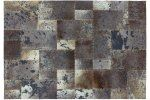 Destin Patchwork Leather Rug - 120x170cm / 1 Preview