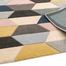 Hive Wool Tuft Rug, 140x200cm / 6 Preview