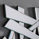 Abstract Glass Shard Mirror 140cm / 2 Preview