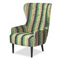 Mardi Wingback  Armchair / 3 Preview