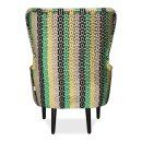 Mardi Wingback  Armchair / 6 Preview