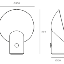 Copa Table Lamp / 2 Preview