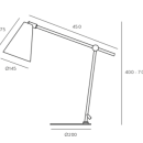Ana Adjustable Table Lamp / 2 Preview