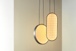Pam Rattan Round Pendant Light / 3 Preview