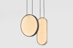 Pam Rattan Round Pendant Light / 1 Preview