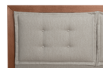 Easton Super King Bed , Solid Wood Frame / 7 Preview