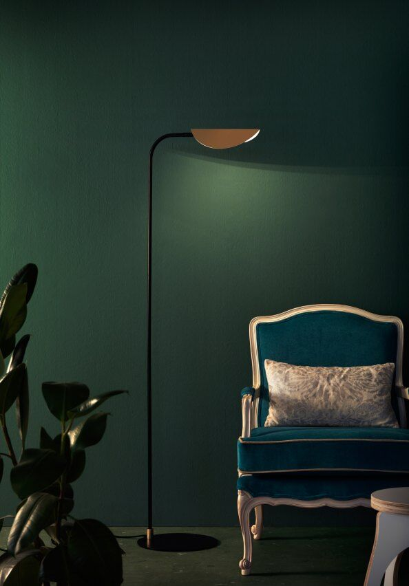 Remy Gold Floor Lamp / 2