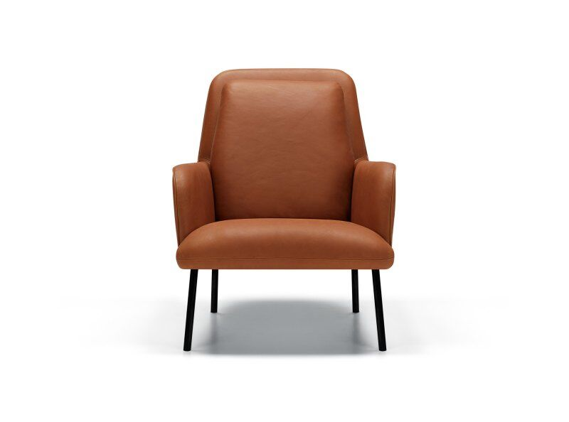 Henri Leather Armchair
