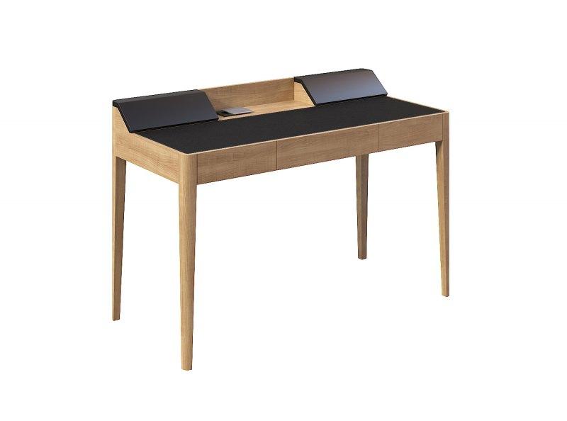 Axel Oak Desk 130cm