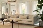 Olivia Linen 4 Seater Sofa / 1 Preview