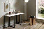 Flap Transforming Console - Dining Table 150 cm  / 2 Preview