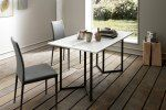 Flap Transforming Console - Dining Table 150 cm  / 7 Preview