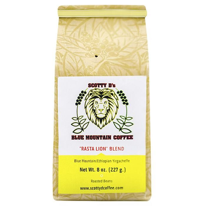 "Scotty D's ""Rasta Lion"" Blend"