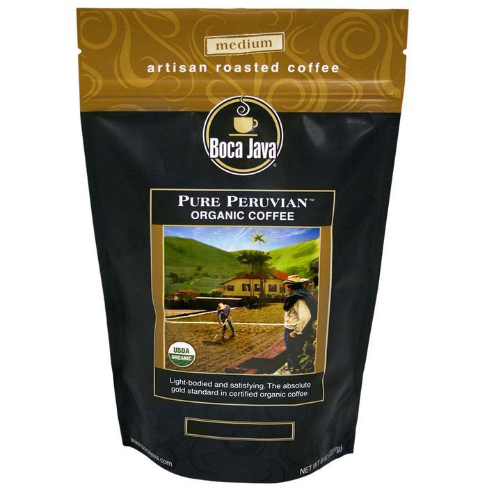 Pure Peruvian Organic Coffee