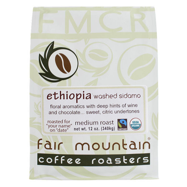 Organic FT Ethiopia Washed Sidamo