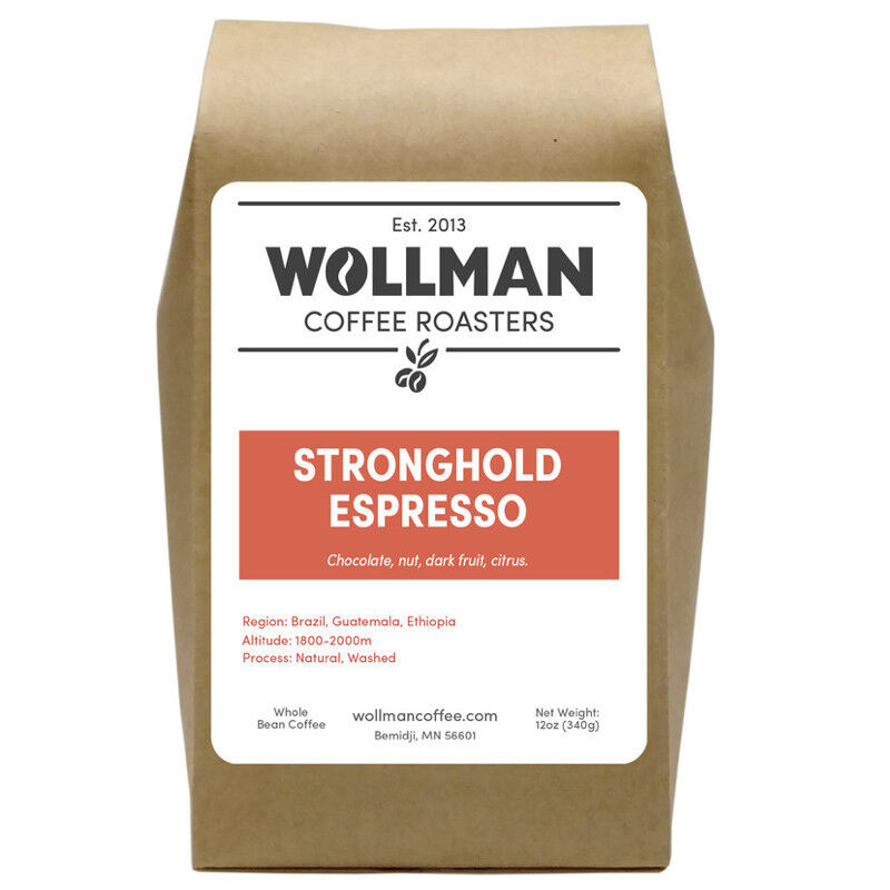 Stronghold Espresso