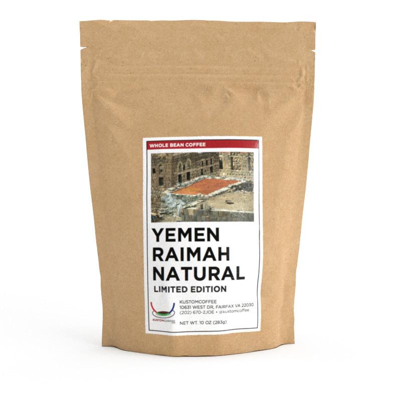 Yemen Raimah Natural