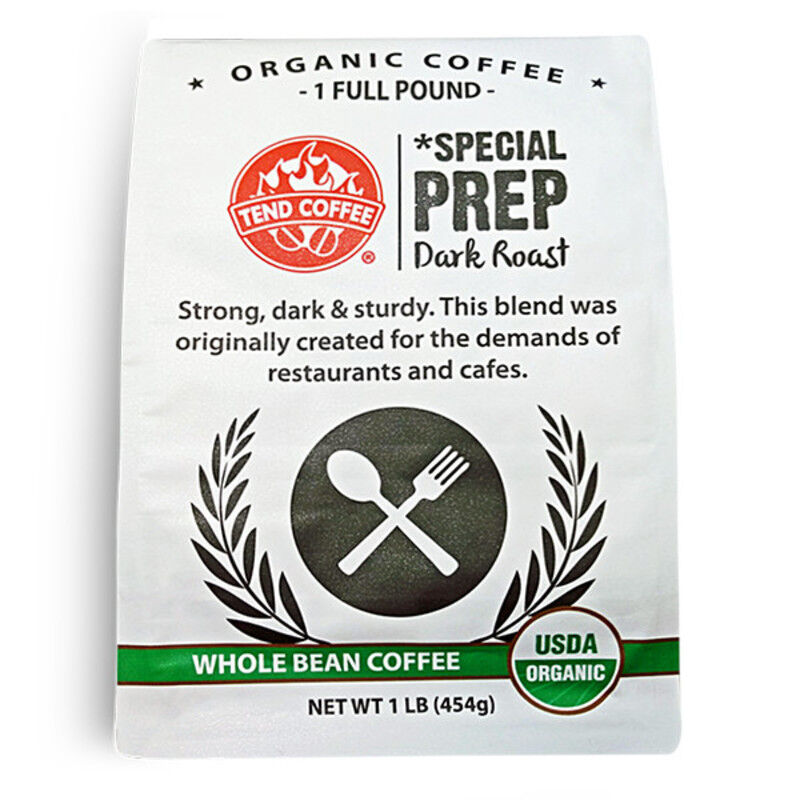 Special Prep, Certified Organic, 16oz
