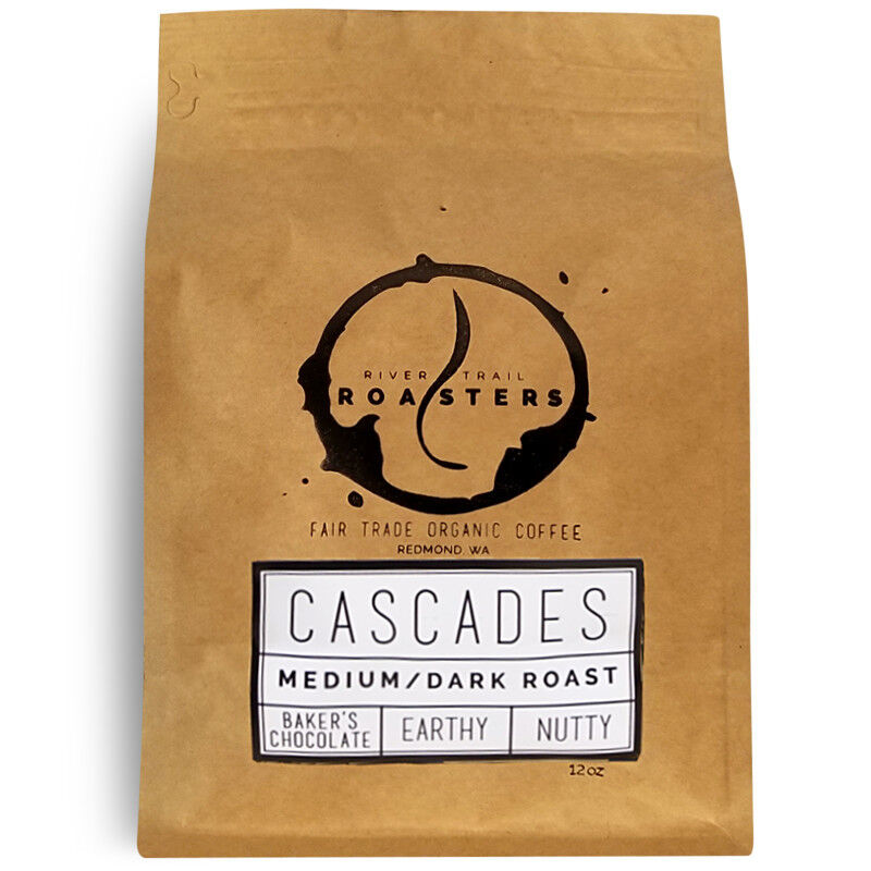 Cascades Blend  (Fair Trade / Organic)